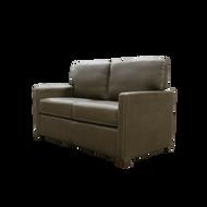 """60"""" RV Tri-Fold Sleeper Sofa Chestnut"""