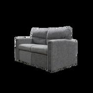 """60"""" RV Tri-Fold Sleep Sofa In Silver Birch"""