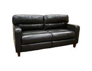 "70"" RV Tri-Fold Sofa Sleeper in Desantis Mink-Chocolate"