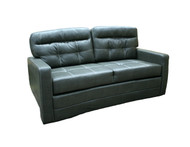 """71"""" RV Trifold Sleeper Sofa with Cut Out"""