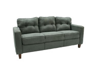 "74"" RV Jack Knife Sofa in Evergreen"