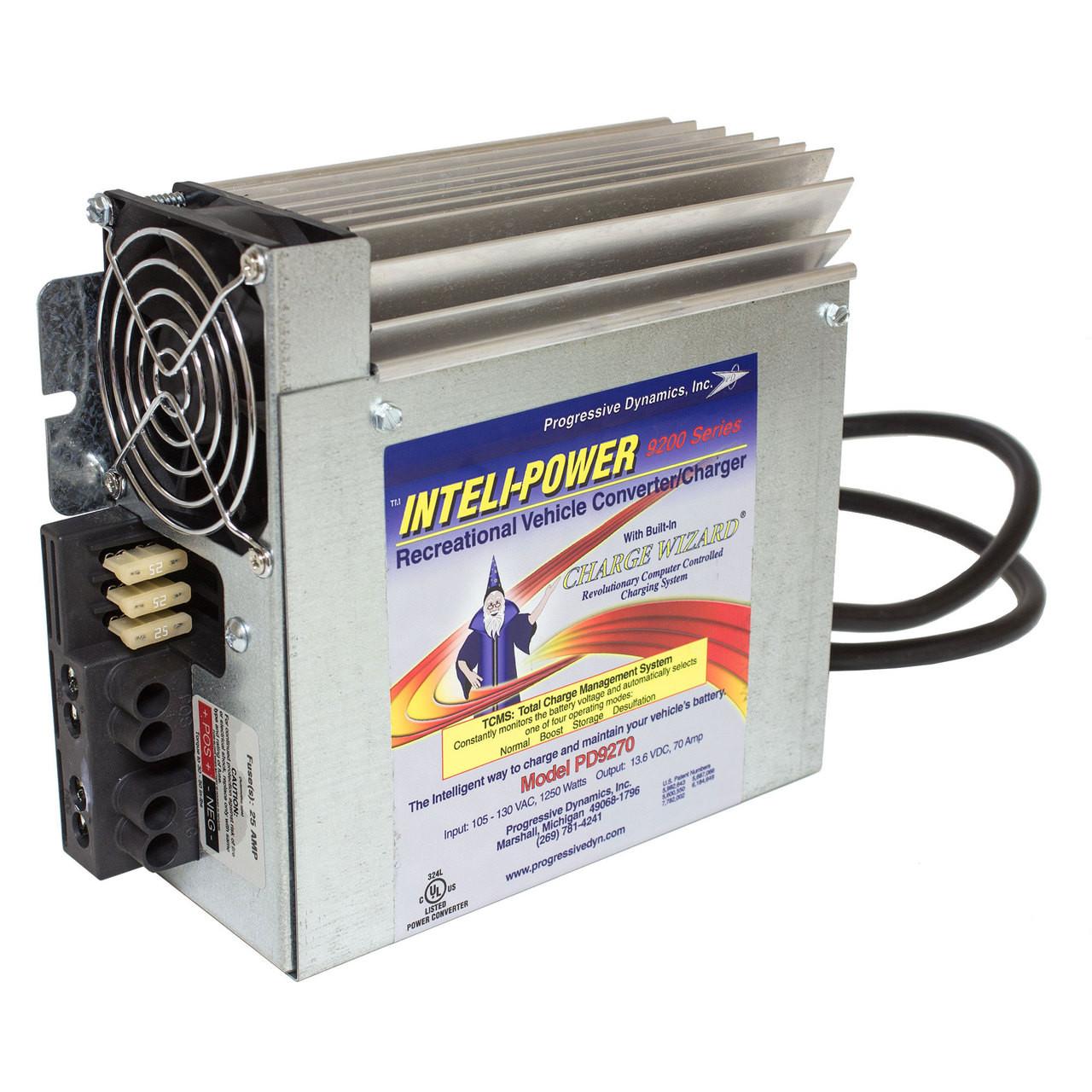 Intelli Power Converter Wiring Diagram - Wiring Diagram Expert on trailer wiring diagram, progressive dynamics pd 5500, rv wiring diagram, 8n 12 volt wiring diagram,