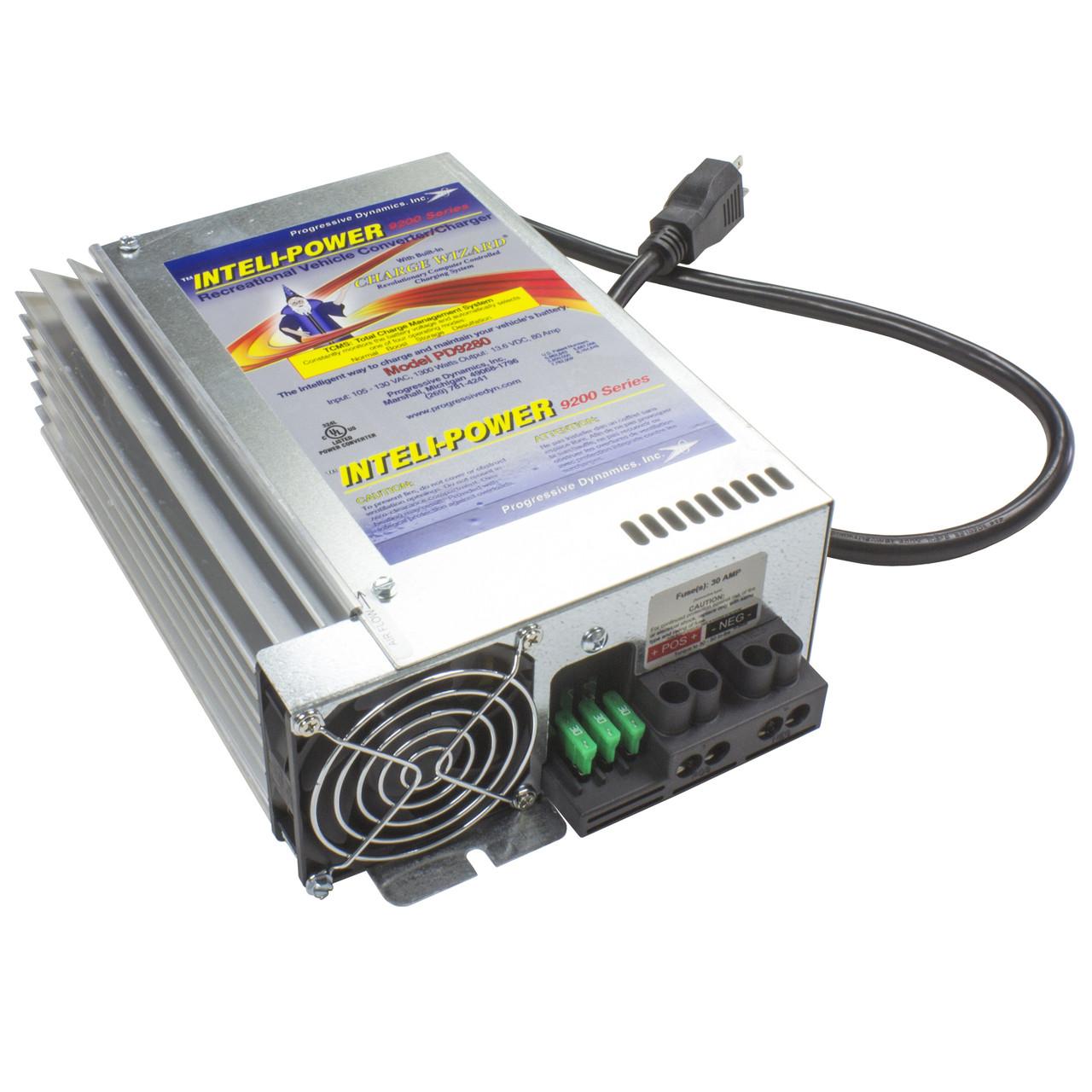 Progressive Dynamics 9280 Rv Converter 80 Amp