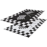RV Patio Mat - Finish Line