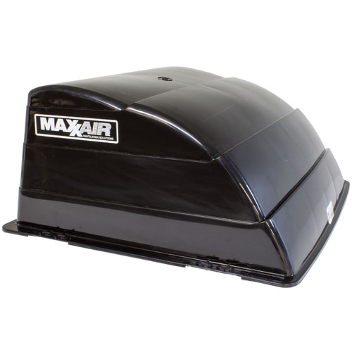 Maxxair vent cover black for Exterior vent covers