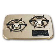 Suburban Stainless Steel 2 Burner Drop-In Cooktop 2937AST