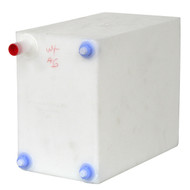 "10 Gallon RV Fresh Water Tank 17"" x 14"" x 10"""