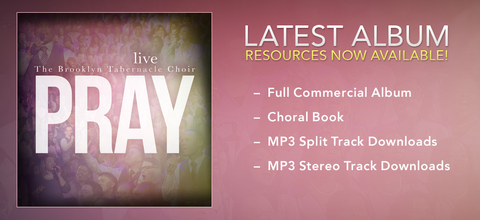 Pray Resources Now Available