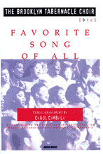 Favorite Song of All (Choral Book)
