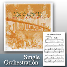 My Help (Cometh From The Lord) (Orchestration)