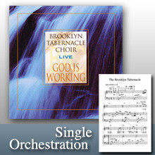 God Is Working (Orchestration)