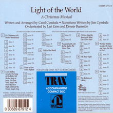 Light Of The World (Split Track CD)
