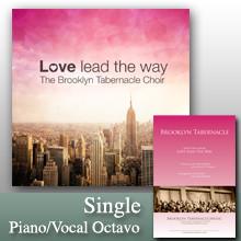 Love Lead The Way (Single Octavo)