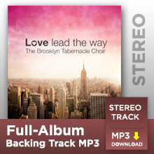 Love Lead The Way (Full-Album Stereo MP3 Collection)