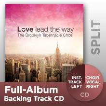 Love Lead The Way (Full-Album Split Track CD)