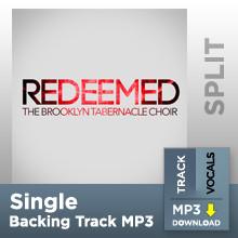 Redeemed (Single Split Track MP3)