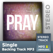 At The Cross (Stereo Track MP3)
