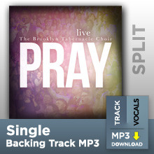 Jesus Is (Split Track MP3)