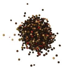 Whole tri-color peppercorn