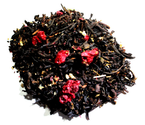 Blackberry fruit loose leaf tea