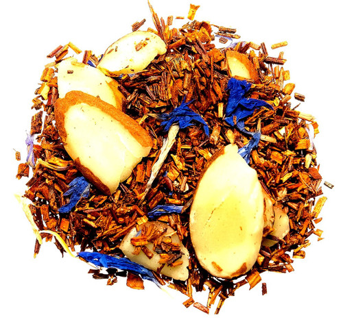 Rooibos almond loose leaf tea