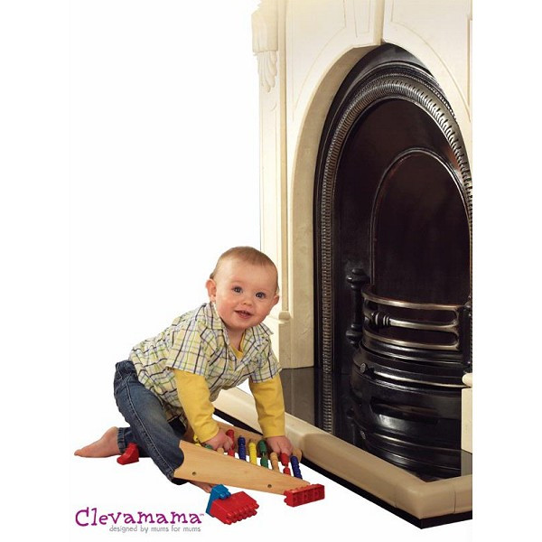 Clevamama Fireplace Edge Guard Babysafety Ie