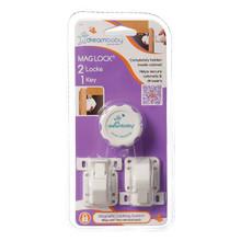 Dreambaby Magnetic Lock 2 Locks 1 Key