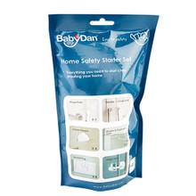 BabyDan Safety Starter Set pack