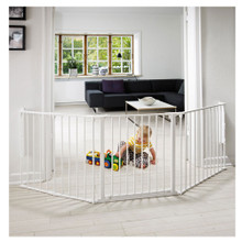 BabyDan Configure Gate L / Flex L - White