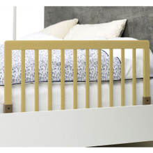 BabyDan Wooden Bedrail Natural