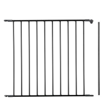 Babydan Scandinavian Pet Extra Tall Gate Extension 72cm - Black