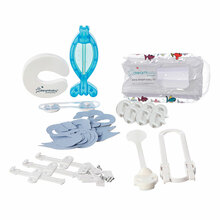 Dreambaby Bathroom Safety Kit inside