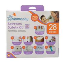 Dreambaby Bathroom Safety Kit - 28 Piece