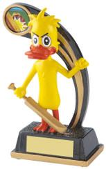 "'The Duck' Cricket Award - TW18-067-RS315 - 15cm (6"")"