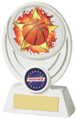 """Basketball Award - TW18-082-587ZAP - 13cm (5"""")"""
