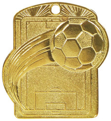 Football Pitch Medal (55mm) - TW18-034-MD054G