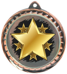 Bronze Medal - 60mm - TW18-133-MD081B