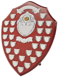 "Classic Annual Shield Trophy - TW18-118-169E - 25cm (10"")"
