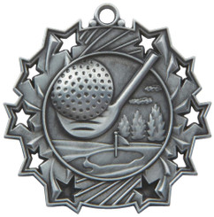 Silver Medal - 60mm - TW18-134-MD854S