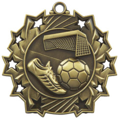 Quality 60mm Football Medals - TW18-134-MD852G