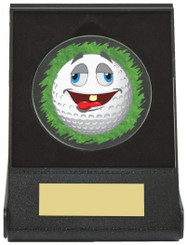 Black Case Golf Collectable - Chilled - TW18-168-672ZAP - Dia 60mm