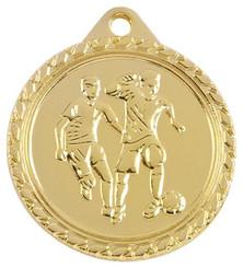 32mm Men's Football Medal - TW18-035-MD040G