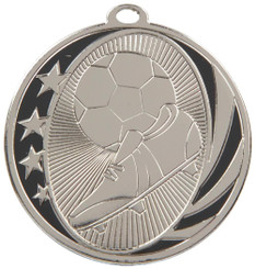 50mm Boot & Ball Football Medal - TW18-036-MD019S