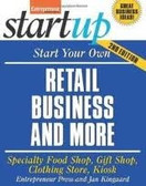 Start Your Own Retail Business and More 0423PB