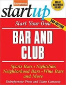 Start Your Own Bar and Club 1271PB