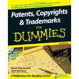 Patents,Copyrights & Trademarks for Dummies 1377PB