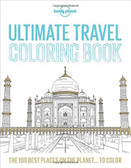 ULTIMATE TRAVEL COLORING BOOK 1756PB