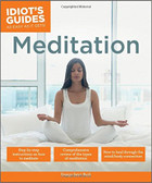 IDIOT'S GUIDES TO MEDITATON 1752PB