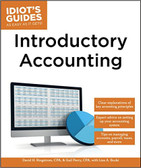 IDIOT'S GUIDES TO INTRODUCTORY ACCOUNTING 1753PB