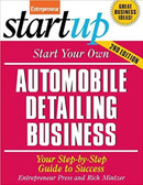 Start your own Automobile Detailing Business 1874PB